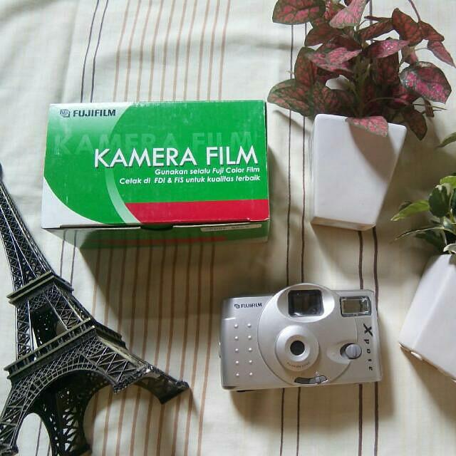 Fujifilm X-pose Grey - New Old Stock