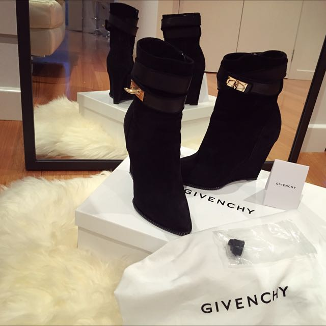 Givenchy Short Boots