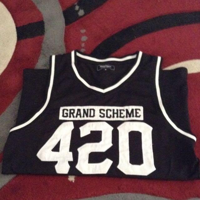 Grand Scheme Jersey