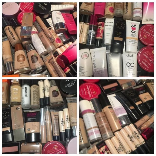 Huge Makeup Lot
