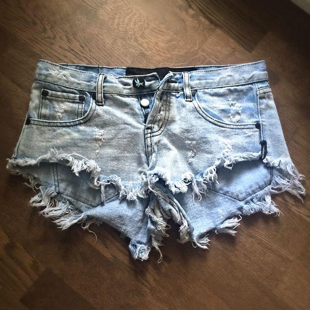 One Teaspoon Bonita Shorts