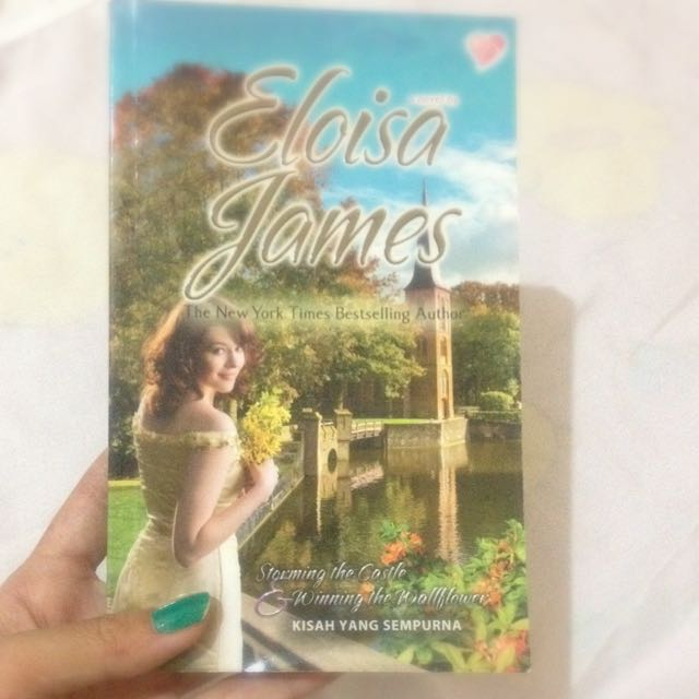 Outhor: Eloisa James By Dastan Books