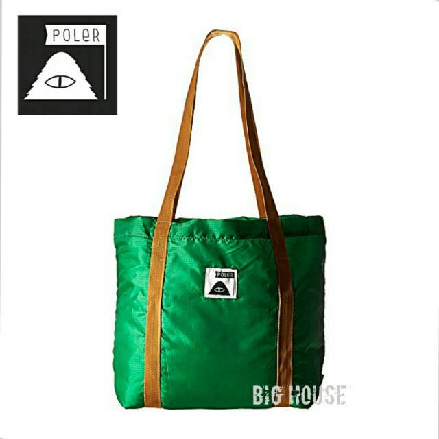 PolerStuffable Tote Bag