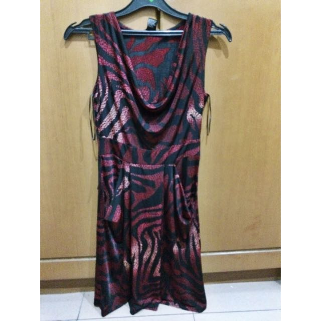 [RE-PRICE] Red Xcepsion Dress