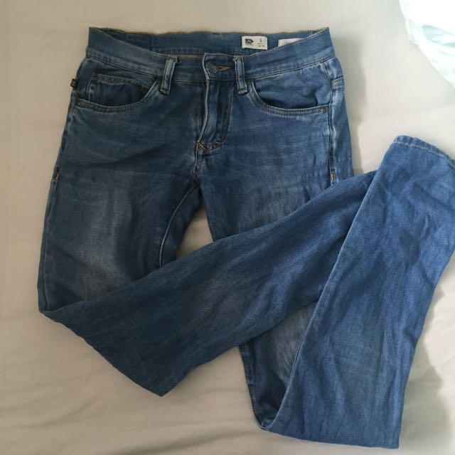 Rusty skinny jeans