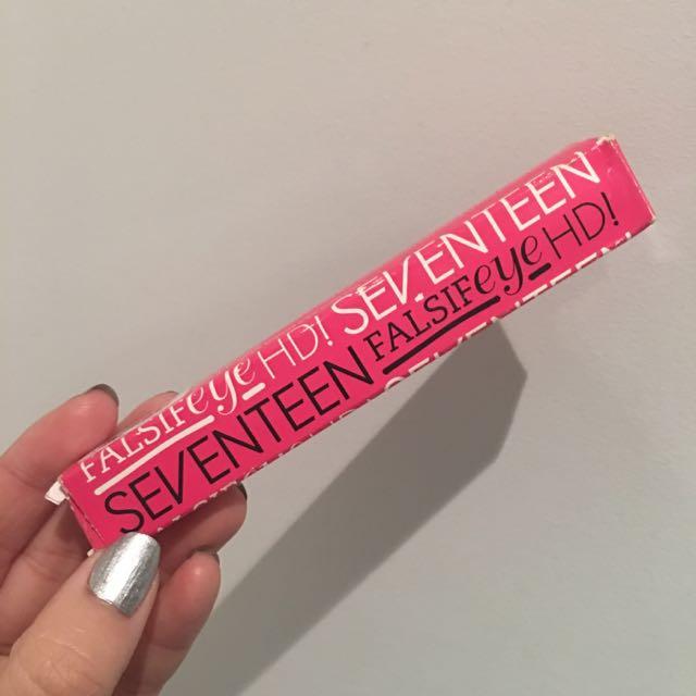 Seventeen-FALSIFEYE HD Lashes