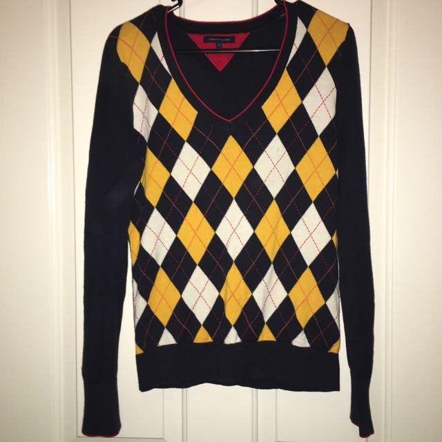 Tommy Hilfiger Knitted Jumper