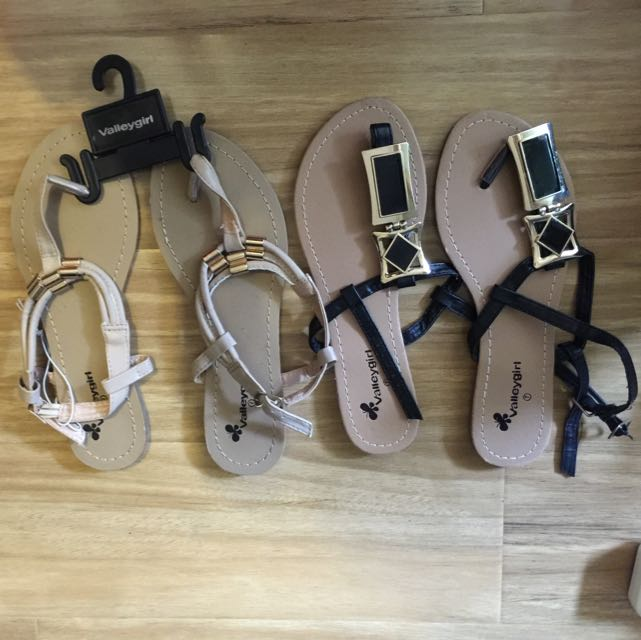 Valleygirl Casual Sandals