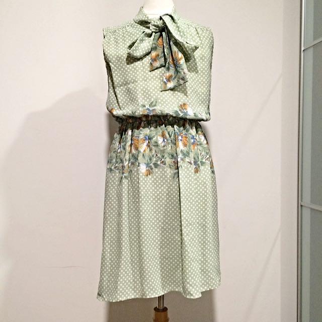Vintage Altered Dress