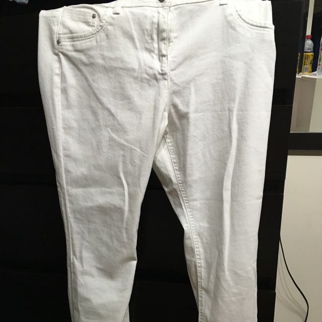 White Jeans (George Jeans)