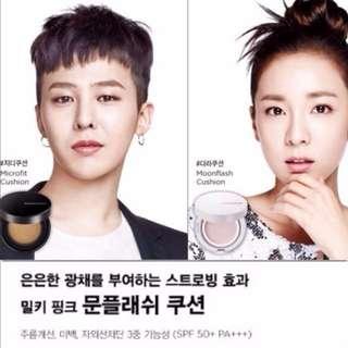 韓國代購連線中✨正品保障 ▫#️Moonshot_cushion氣墊粉餅