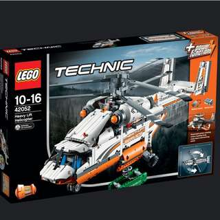 LEGO Technics 42052 Heavy Lift Helicopter (MISB)