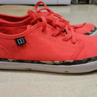 DC. Casual Shoes
