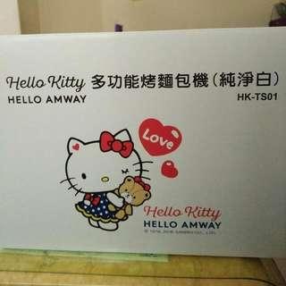 多功能烤麵包機(Hello Kitty)