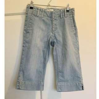 Country Road Light Denim Shorts