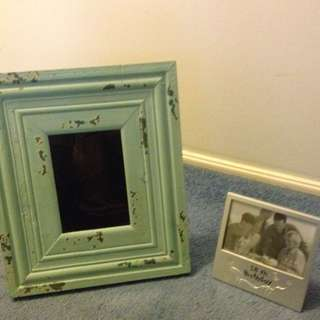 Two Phot Frames Brand New!