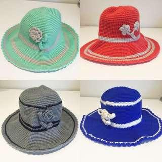 fashionable knit hats