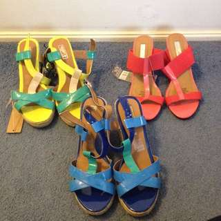Size 38-39 High Heel Shoes