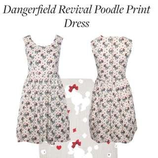 Dangerfield Poodle Dress