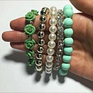 5 In 1 Bracelet Set