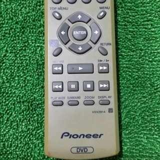 Original Pioneer DVD Remote Control