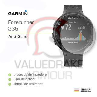 Garmin FR 235 Anti Glare Screen Protector Film