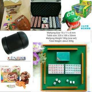 Chalet And Party Games Rental