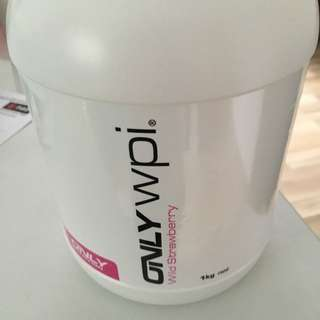 Only Nutrition - Wild Strawberry Protein