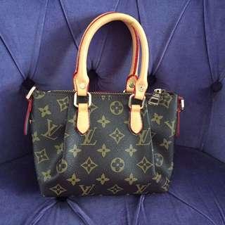 Louis Vuitton LV monogram cute bag
