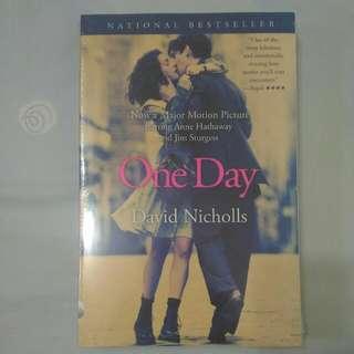 One Day英文原文小說