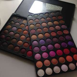 Bh Cosmetic Eyeshadow Pallete