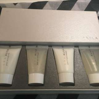 Spa Alila Spa Treatment Gift Pack in box