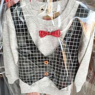 Baju Panjang Korea (boy)