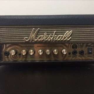 Marshall Amp (Head & Stack)