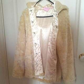 Fluffy Jacket/coat