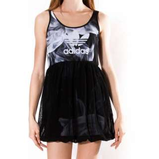 Adidas Original 洋裝上衣 長版衣 S23566
