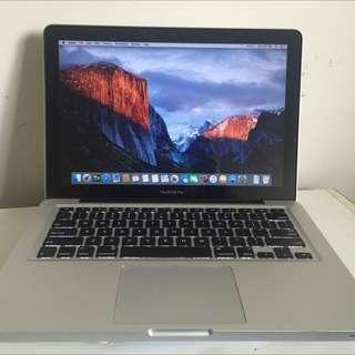 MacBook Pro Mid-2012