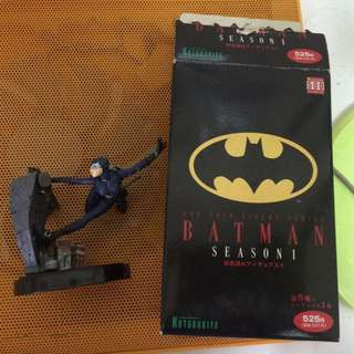 蝙蝠俠系列盒玩  貓女