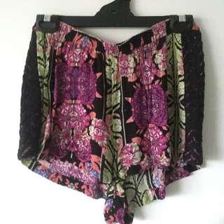 Size M Mink Pink Shorts