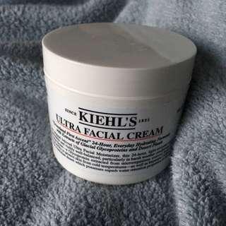 Kielh's Ultra Facial Cream 125ml