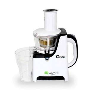 Eco Slow Speed Juicer Oxone 150W (Ox 865) ^_^