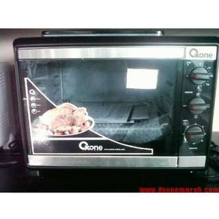Oven 2 In 1 Oxone Electric Toaster (Ox858) ORIGINAL MURAH! :)