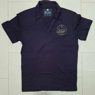 Purple FOX MEN Shirt