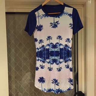 T Shirt Dress Size S