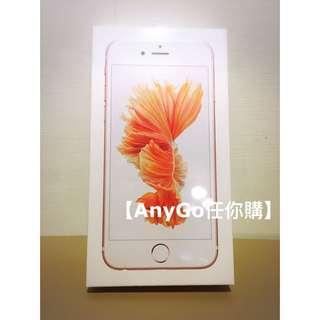 全新未拆封 玫瑰金 iPhone 6s 64G 4.7吋