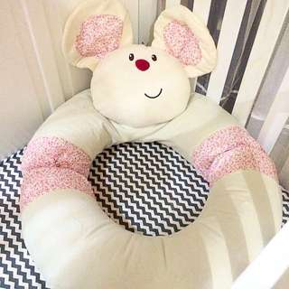 Early Learning center: Baby Cushion To Lay And Sit