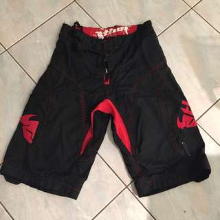 Thor Motocross Riding Shorts