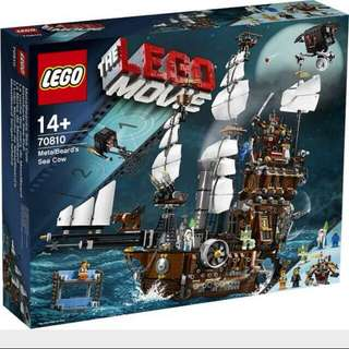 RESERVED-Lego Metalbeard's Sea Cow 70810