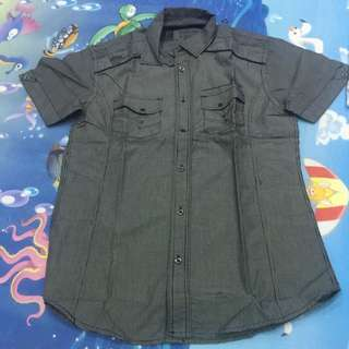 Brand New Genuine Springfield Short Sleeves Shirt For Sell!