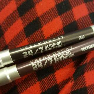 Urban Decay 24/7 Glide On Eye Pencil.